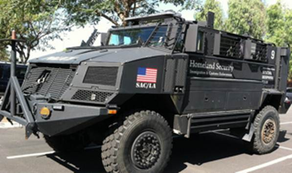 What are the MiliPolice Planning On Doing With These Heavily Armored Vehicles? image007%207
