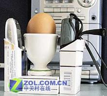 Merebus Telur dengan HP (HandPhone)