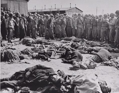 Germans murdered by Americans