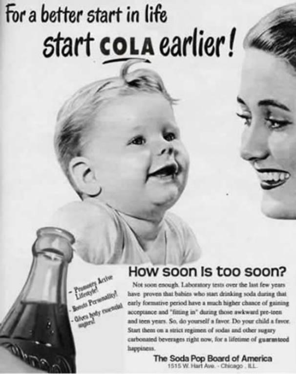 Coca-Cola Baby Ads
