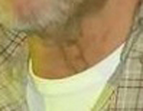 There is no tattoo on paddock 39 s neck for Stephen paddock 13 tattoo