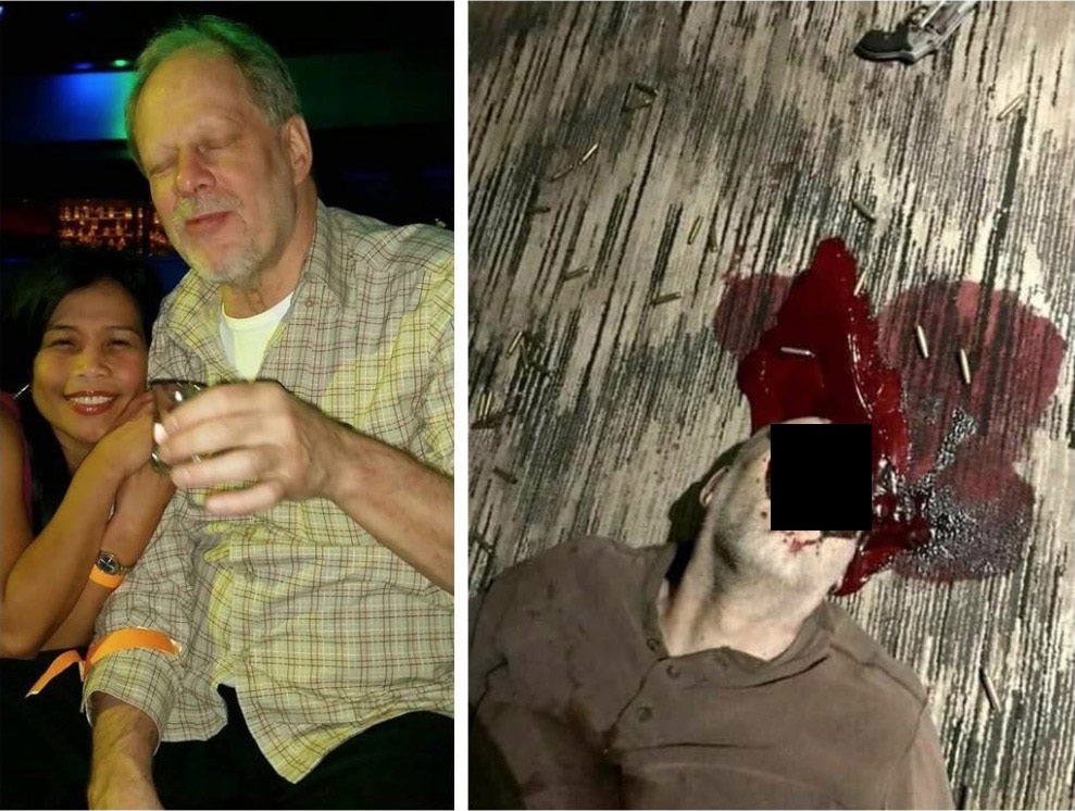 Friends of liberty who was is stephen paddock is he for Stephen paddock 13 tattoo