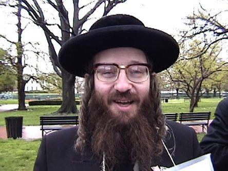Rabbi Weiss Rips Ariel Sharon & Zionism