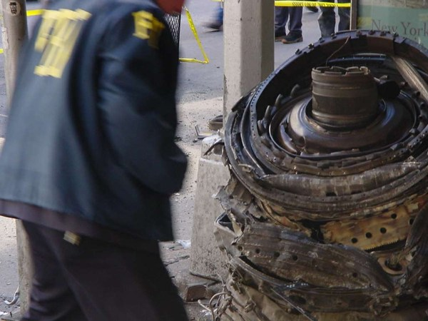 WTC Jet Engine Confirmed NOT From Boeing 767