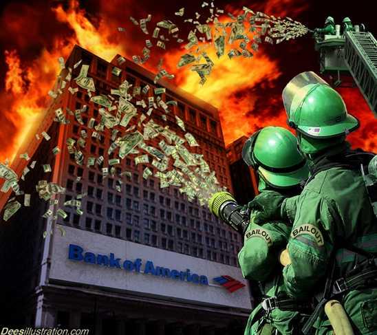 Futile bailout