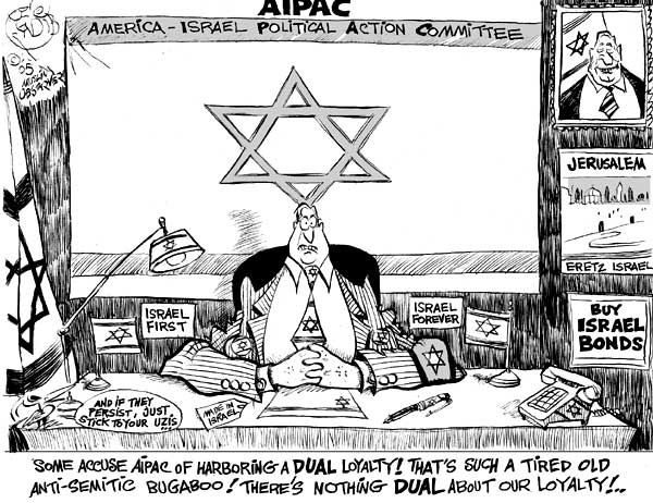 The Zionist Elephant In The Room