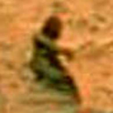 Life on Mars? Amazing photos from Nasa probe reveal image of ...