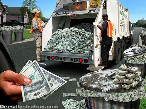 FedRes dollars
