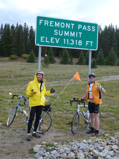 Freemont Pass Summit