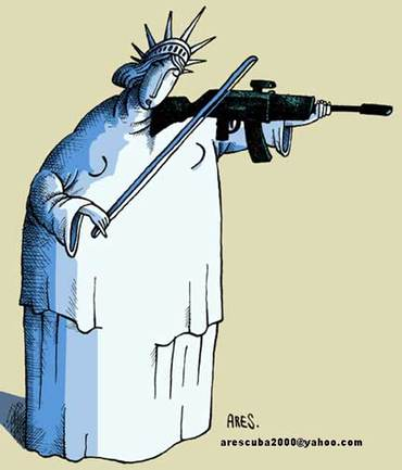 国际媒体揭露共济会的漫画 - wanshi - 何新博客
