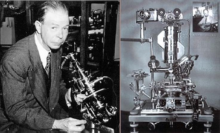 ROYAL RAYMOND RIFE (1888-1971): Berhasil Melihat Virus Hidup-Hidup dan Membunuhnya
