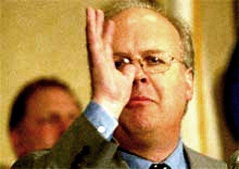 """""""Мозг Буша """" уходит в отставку."""