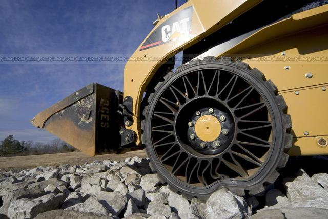 Michelin Has Also Found That It Can Tune Tweel Performances Independently Of Each Other Which Is A Significant Change From Conventional Tires