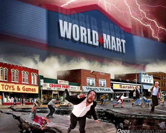 Walmart found guilty of dumping hazardous waste nationwide | EUTimes net