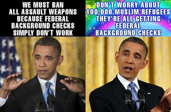 Obozo has this to say