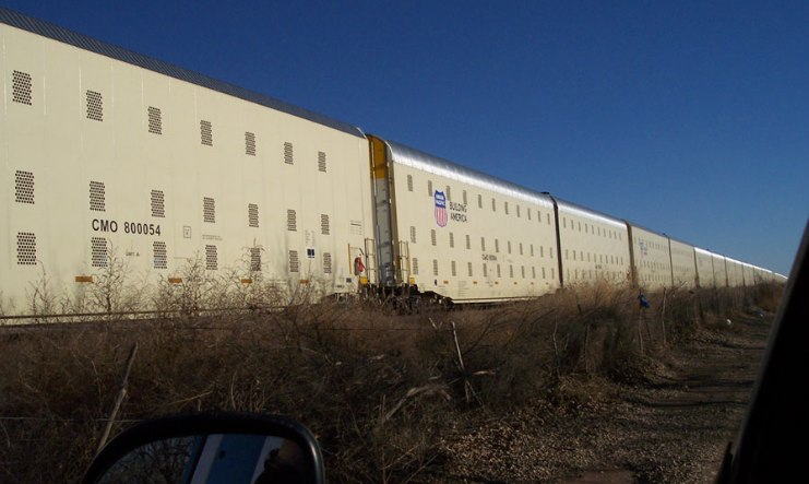 Prisoner Train Cars Halliburton Built Ready In The Us Page 1