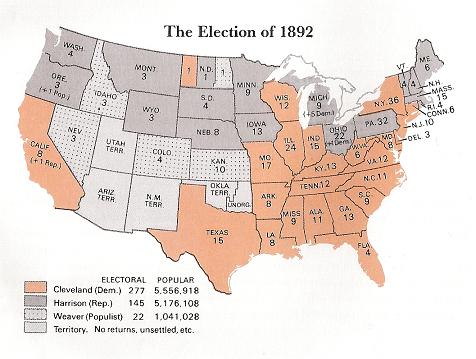 Populist party platform 1892 essay