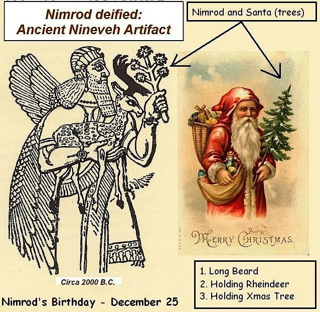 Father Christmas aka Santa Claus