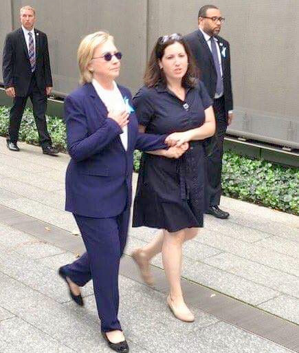 More Proof Of A Hillary Clinton Body Double Photos - How tall is hillary clinton