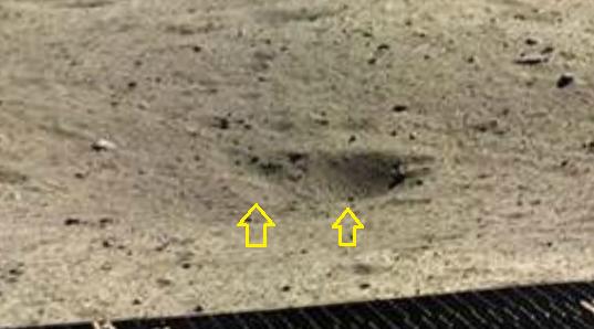 China Moon Lander Final Images Faked?