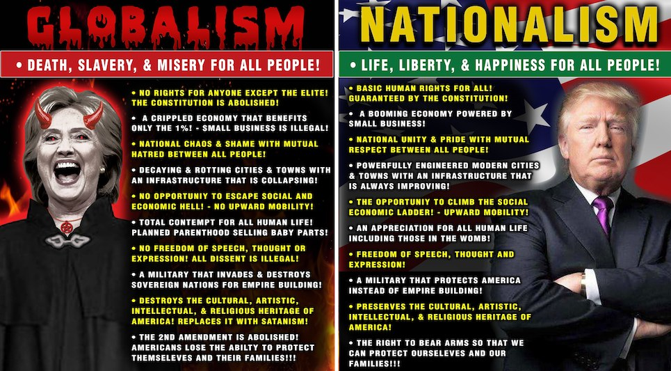 Globalism vs nationalism essay