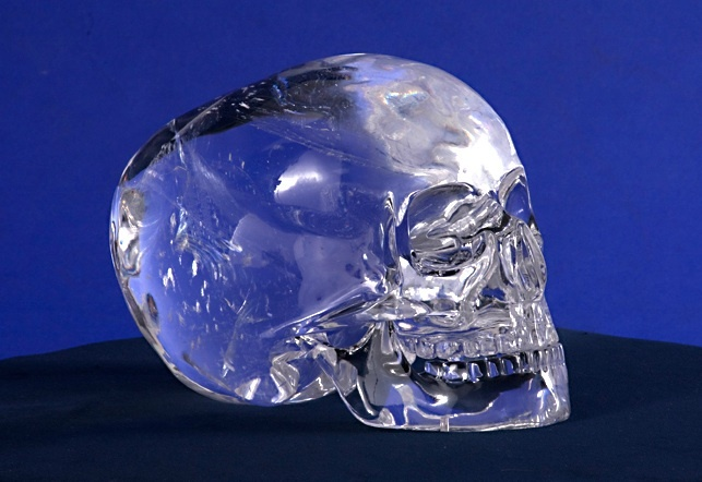 the Mitchell-Hedges Crystal Skull