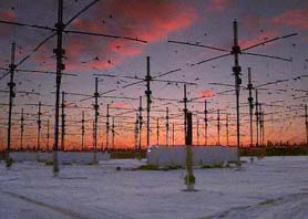 HAARP antenna array